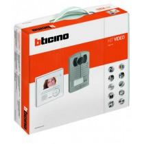 Legrand Bticino 366711 Door Entry Kit, Video c/w AVT Classe 100 V12E &, L200M 1 Way