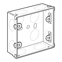 Legrand Synergy 081852 Steel Back Box