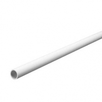 Mita RNG25W Heavy Gauge Round Rigid Conduit 3m x 25mm White