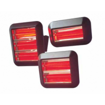 Dimplex QXD4500 Ruby Lamp Quartz Heater