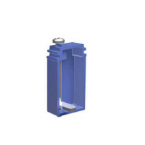Mita ISM50823 Swivel Pack Fixing Kit 58mm x 12mm x 25mm - Pack of 2 Blue
