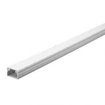 Mita EM1W 3m x 16mm x 16mm Mini Trunking White