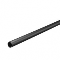 Mita RNG25B Heavy Gauge Round Rigid Conduit 3m x 25mm Black