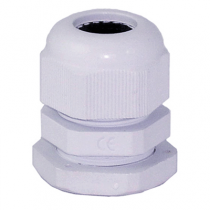 M16DW Compression Gland 4-8mm White (10 pack)