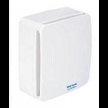 Vent-Axia 442866 Fan, Quadra SVTP Centrifugal c/w, Humidistat Timer & Pullcord IPX7