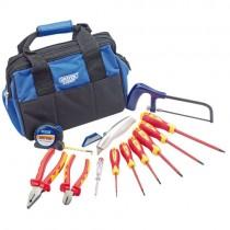 Draper Tools PRO ELEC KIT1 Electricians Tool Kit 1