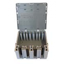 Wago 60339091 Wagobox XL 126mm x 115mm x 55mm Junction Box -  Buy online or in store from John Cribb & Sons Ltd