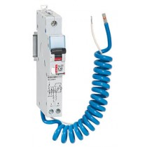 Legrand 606410 DX RCBO SP 10A C Curve 30mA AC Type - Buy online or in store from John Cribb & Sons Ltd