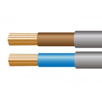 6.0mm² 6181Y Single Core PVC Insulated, PVC Sheathed Cable