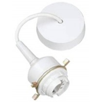 Legrand 660307, Pendant Set, ES Energy Saving w/o Lamp, 3in Drop, Size: 13/18W