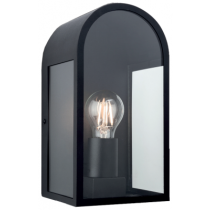 Firstlight 7669BK Eva Wall Light in Black - Buy online or in store from John Cribb & Sons Ltd
