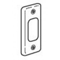 Legrand Synergy 833380 Frontplate, 1 Gang 1 Module Architrave, Size: 86x36mm