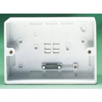 Crabtree 9052 45mm COOKER CONTROL UNIT INSTALLATION BOX