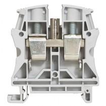 Legrand 037164  Standard DIN Rail Terminal, 371 Series , 16mm², 800 V, 85A, Screw Down Termination, Grey, Single Level