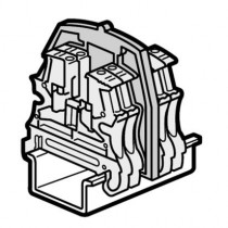 Legrand 037560 Divider, 1 Entry 1 Outlet, for Screw Terminal Block 5/6/8/10mm