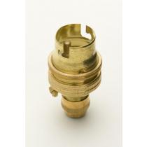 Jeani A80/SP Brass Lampholder