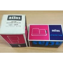 ATLAS A1/24 150w 125v Projector Lamp Vintage Rare TRUFOCUS G17Q