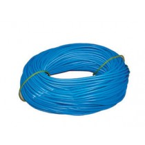 Norslo 3.0mm PVC Sleeving BLS3 Blue