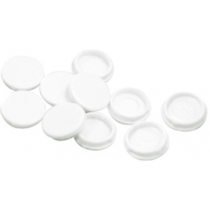British General 8SC10 Screw Cap Covers for BG Nexus Moulded Wiring Accessories (Pack of 10)