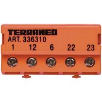 Terraneo/Bticino 336310 Electric Door Lock Card