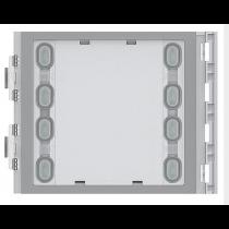 Bticino - 8 Way New Sfera Double Column Button Module 352100