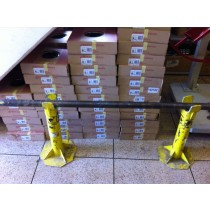 Cable Jacks, complete with 6 foot high tensile steel bar - FOR HIRE ONLY