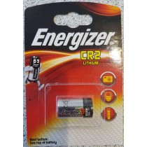 Energiser CR2 Batteries, Lithium