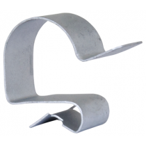Walraven CR412 EM52021407 Britclips® 4-7x12-14mm Cable Run Clip for Flange 2-7mm- Buy online or in store from John Cribb & Sons Ltd