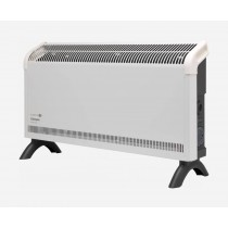 Dimplex DXC30Ti 3kW Contrast Convector Heater, Freestanding with Thermostat and Timer