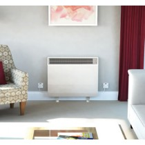Dimplex CXLS24 Combination Storage Heater 3.4kW Willow White 2kW Convector, Lot 20 Compliant