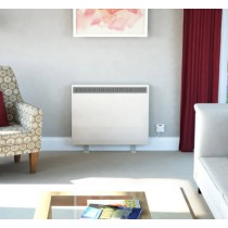 Dimplex XLS18N Automatic Storage Heater 2.55kW Willow White (XLS18N)