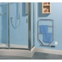 Dimplex TTRC130 90W Water Glycol Filled Electric Towel Rail Chrome