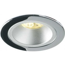 Collingwood Halers DL284CRWWDIM H5 500 Symmetric Low Glare Dimmable Fire rated LED Downlight IP65 3000K