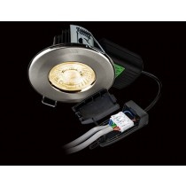 Collingwood DLT2425528, H2 PRO DUSK T DIM TO WARM, FIRE-RATED LED DOWNLIGHT WITH TERMINAL BLOCK