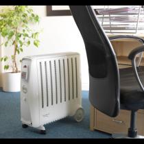 Dimplex CDE2TI Cadiz Eco Portable Oil Free Radiator, Choice of Heat 24hr Timer 2.0kW