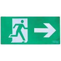 Channel Safety Systems E/PIC/AL/AR Alpine™ Pictogram – Arrow Right  - buy online or in-store from John Cribb & Sons Ltd