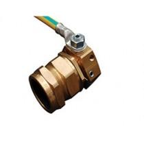 SWA BELN25 Earthing Nut Thread Size 25mm  - Buy online or in store from John Cribb & Sons Ltd