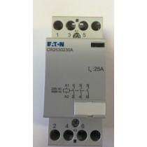 Eaton MEM CR2530230A 25A 3 Pole Contactor 230V AC
