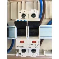 Eaton MEM EMS1001NR 100A SPN Reversed Isolator