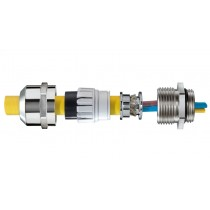 WISKA SPRINT 10065022 EMSKV 50 EMV-Z IP68 50mm SY and CY Gland, suitable for cable diameter 21 - 35mm