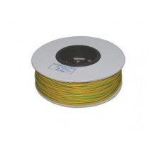 Norslo 3.0mm PVC Sleeving ES3-R Green/Yellow