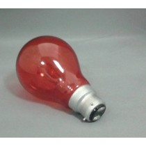 Crompton FIR603PBC  60w 3 Pin BC Fireglow GLS