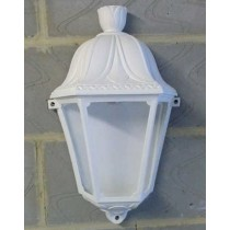 Fumagalli M28WX Daria/florentine Half Wall Lantern White