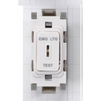 Deta G3536 20A 2W Grid Emg Lgt Test