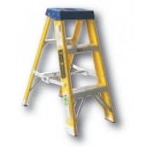 Greenbrook LADF4 FIBREGLASS LADDERS, No of Steps: 4