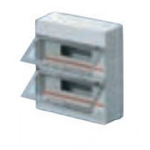 Gewiss GW40004 Enclosure, Watertight Surface Mounting