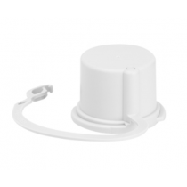 Gewiss GW60266 WATERTIGHT CAP FOR 32A 2/3P+E Appliance Inlet, White