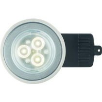 Collingwood Halers DL35660WW H2 Pro 550 60 Degree Mains Dimmable LED IP65 Fire-Rated Downlight 3000K (Bezel Not Included)