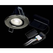 Collingwood DLT4435527, Downlight, H4 Pro 700 2700K, ±20° ADJUSTABLE, DIMMABLE, FIRE-RATED LED DOWNLIGHT