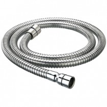 Bristan HOS 175CC02 C 1.75m Cone to Cone Large Bore Shower Hose Chrome -Buy online or in store from John Cribb & Sons Ltd